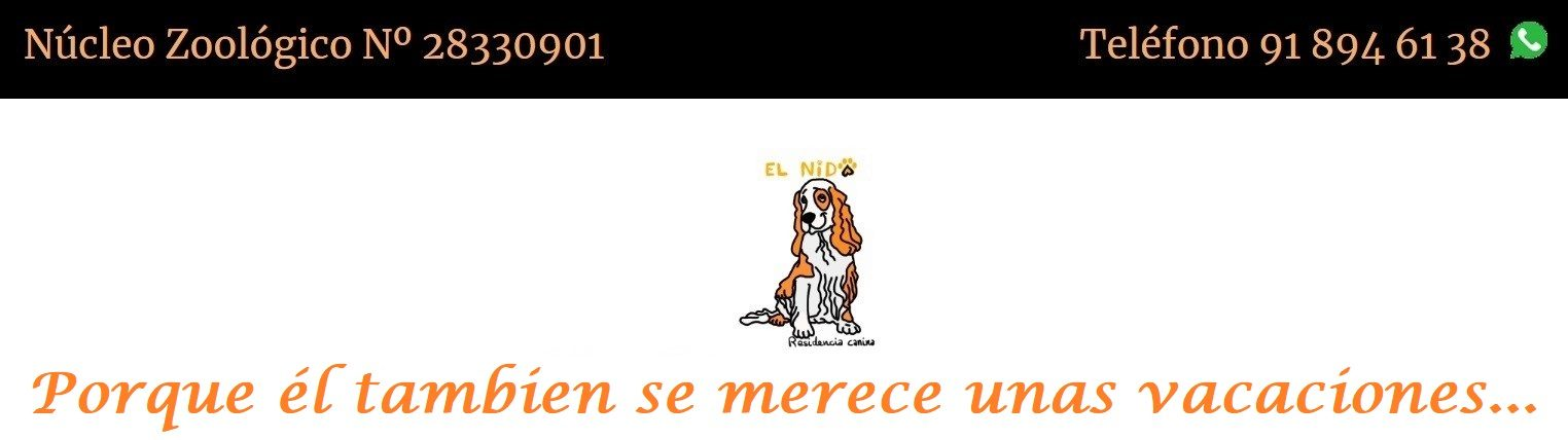 Residencia Canina El Nido